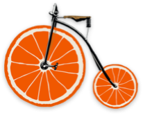 Orange Bicycle Apps & Sites